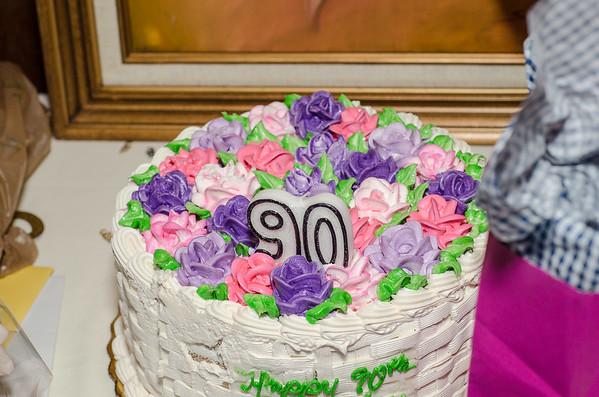 Kay's 90th