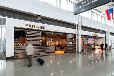 Airventures - The Kitchen by Wolfgang Puck