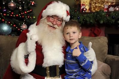 Santa Photos Fri 2:30pm to 5:45pm
