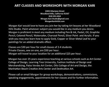 Art Classes - Woodland Hills