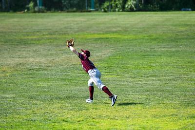 2015 Oxford Hills vs. Edward Little Baseball