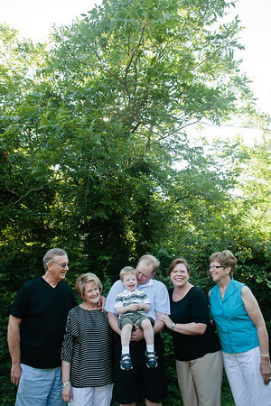 Byrd Family + Ethan 2 Years