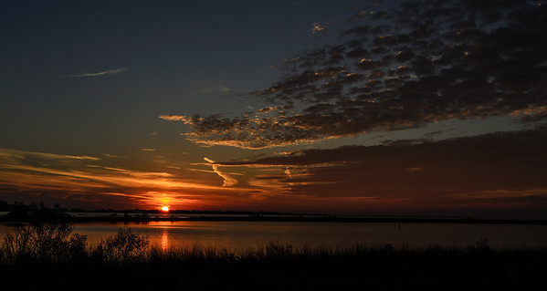 Dauphin Island 2013-01-25 Sunset