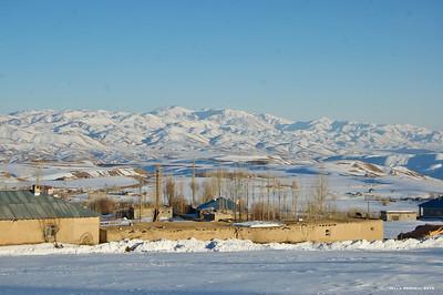 Winter in Başkale