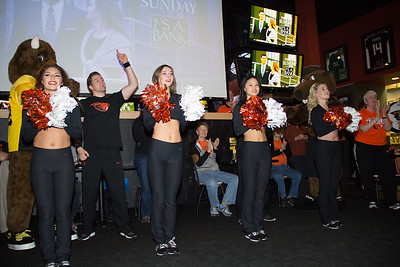 2015 NCAA Women's Selection Party