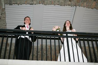 Amy Robinson Wedding