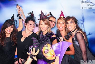 24/10/2014 Aspria Halloween Party