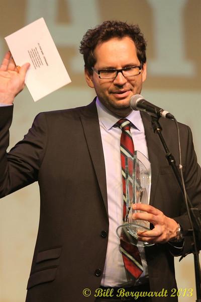 Rob Shapiro - Keyboard - All Star Band Awards Winner
