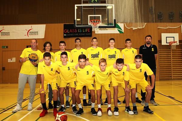 7 14.09.2019 KK Split vs Bernex Basket