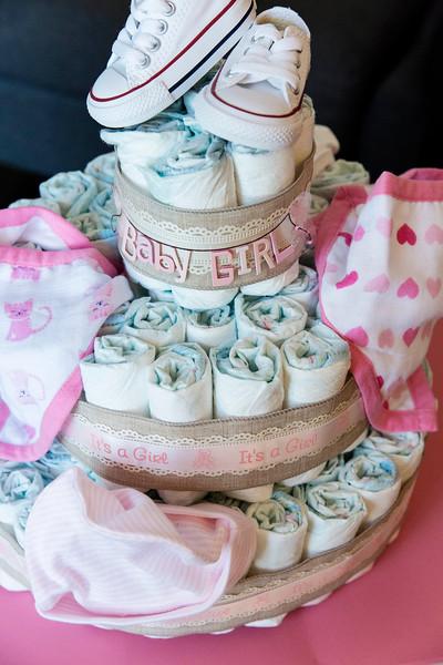 Fanny's babyshower