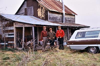1972-1973 Deer Hunting