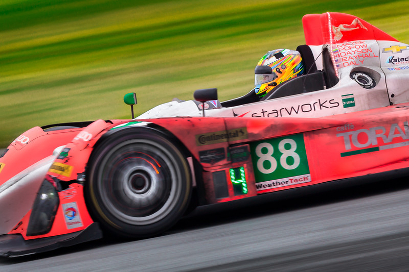 Starworks Motorsport #88 ORECA FLM09