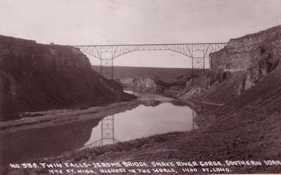 1930s Twin Falls Area