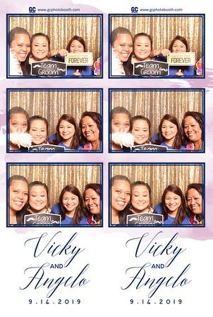 09-13-19 Vicky & Angelo : Wedding