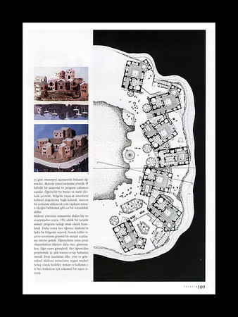 """Akdeniz' de Turism Mimarisi"" in Tasarim, 1992"