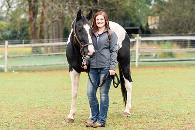 Vicki & Rango - Equine Session