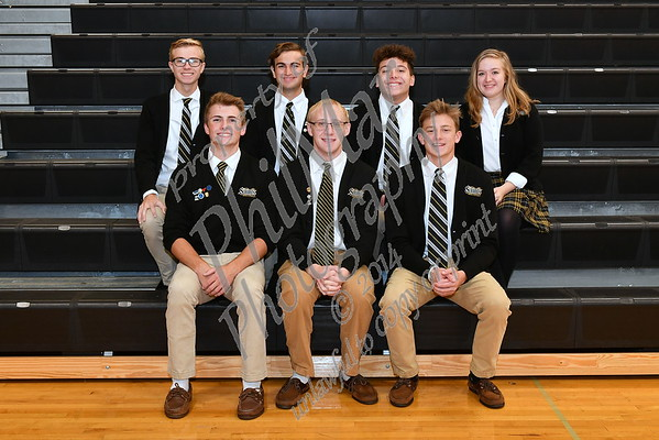 Berks Catholic Student Government 2019 - 2020