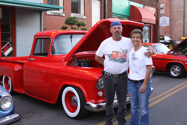 Downtown Erwin Car Show - May 2012