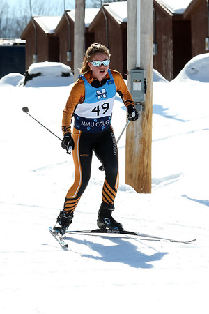 XC Skiing State Championships 2/24 (Jericho Day 2)