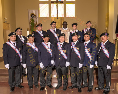 2021 HF Easter Sunday Mass - Knights Of Columbus