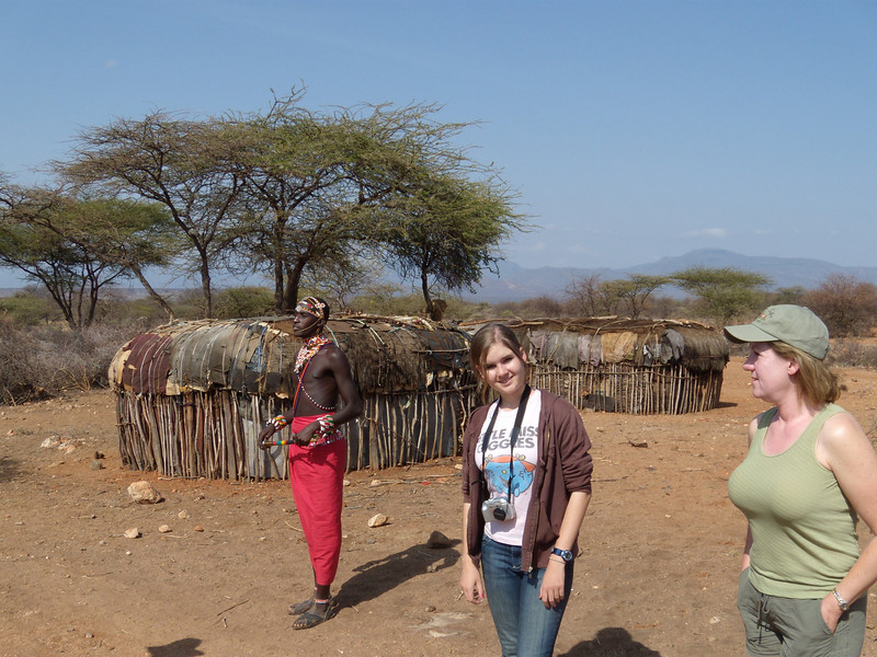 Dowdy, Audrey and Debby at a Samburu Village EMC 091.jpg