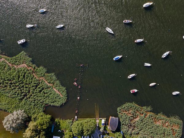 Murtensee Hochwasser 2021