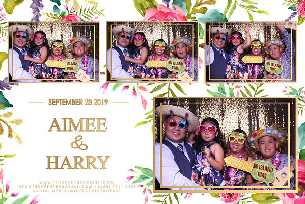 Aimee & Harry's Wedding | 09.28.19