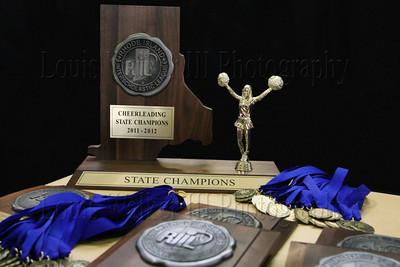 RIIL State Team Champ Award 2012