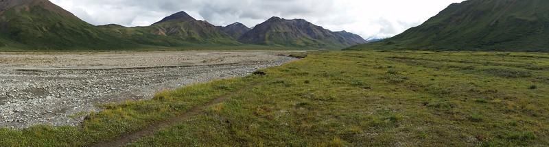 Denali NP Scott Peak