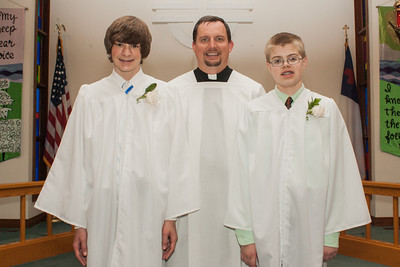 St. John's Confirmation 2013
