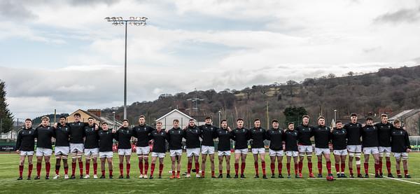 18-03-31 Wales U18's v France U18's