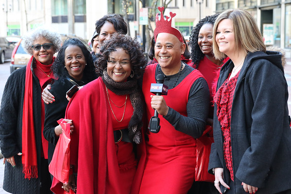 Red Dress Dash 2016