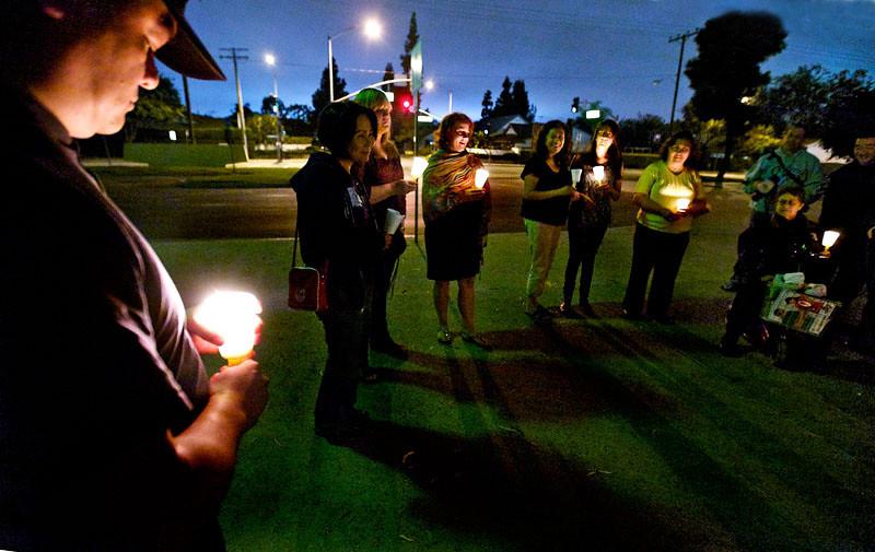 Robert S. Beall Candlelight Vigil