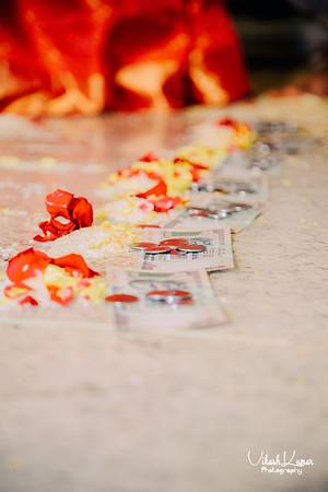 Significance of Haldi and Mehendi celebrations in Hindu weddings