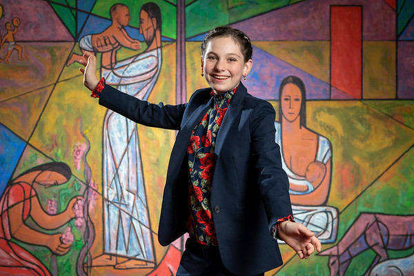 Claire Akist Bat Mitzvah 10-24-20