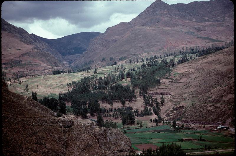countryside of Cuzco