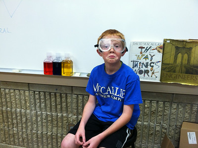 Science Camp Sessions 1 & 2
