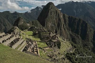 2017-04-25   Hiking the Inca Trail