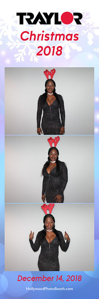 Traylor Holiday Party - 12/14/2018