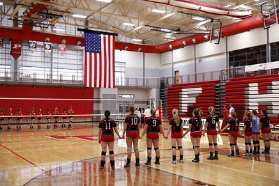 Girls Varsity Volleyball - 10/11/2016 Grant