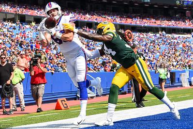 NFL: Packers at Bills (Preseason); 8/28/21