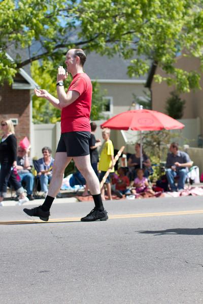 Strawberry Days Parade 2011