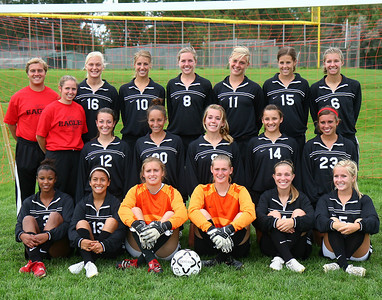 2009 Eden Prairie High School Girls Varsity Soccer