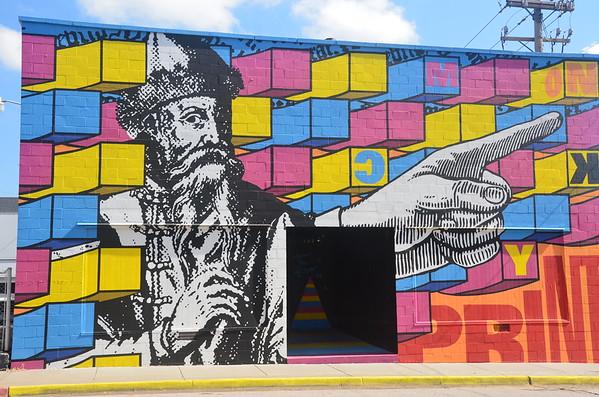 Fort Smith Murals