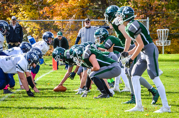 Family Weekend: Varsity Football vs. Exeter Academy