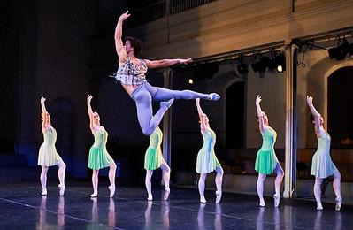 New York Theatre Ballet 'Legends' Nov 2017