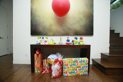 Asher's 1st Birthday