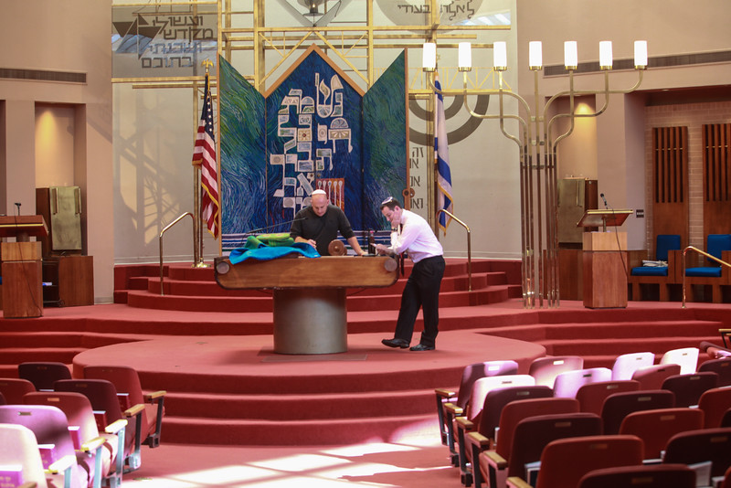 Jamie Bielski's Bat Mitzvah, Jacksonville Jewish Center January 19, 2015