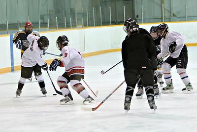 Hockey Experiments IV