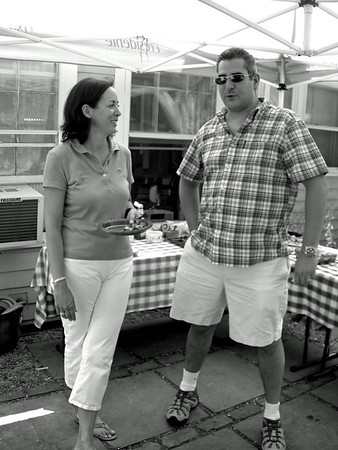 Mears RI party-July 2007